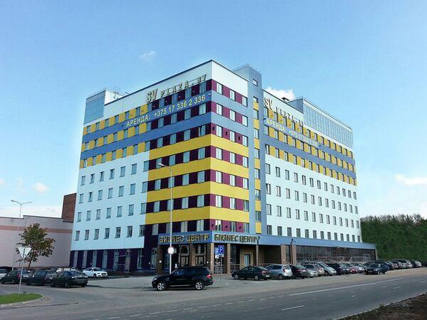 Бизнес-центр SV Plaza - Sputnik Беларусь