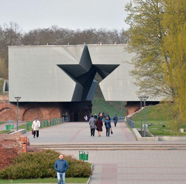 Мемориальный комплекс Брестская крепость - Sputnik Беларусь