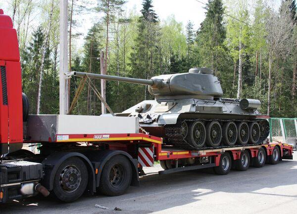 Танк Т-34-85 - Sputnik Беларусь