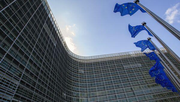 Офис Европейской комиссии в Брюсселе - Sputnik Беларусь