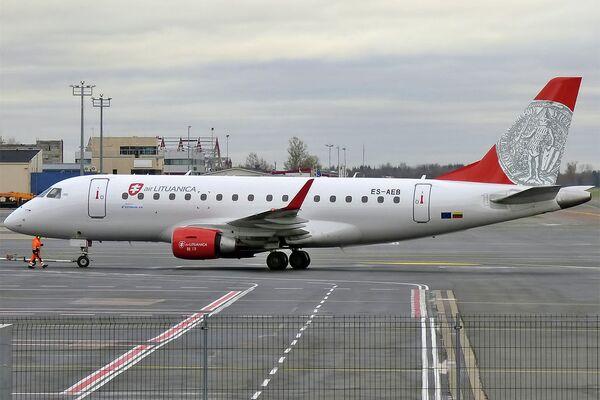 Самалёт Air Lituanica - Sputnik Беларусь