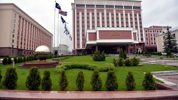 Прэзідэнт-гатэль у Мінску - Sputnik Беларусь
