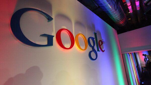 Логотип Google - Sputnik Беларусь