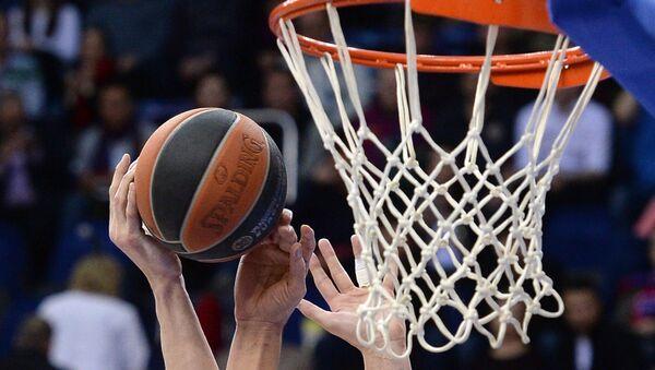 Баскетбольная карзіна - Sputnik Беларусь
