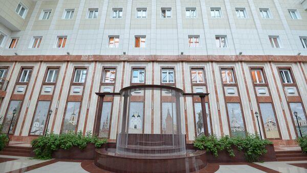 Посольство РФ в Беларуси - Sputnik Беларусь