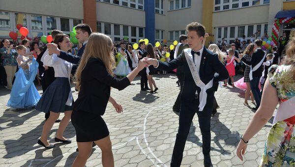 Мінадукацыі прапанавала школам самім вырашыць лёс выпускных - Sputnik Беларусь