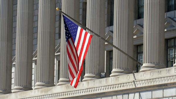 Флаг США - Sputnik Беларусь
