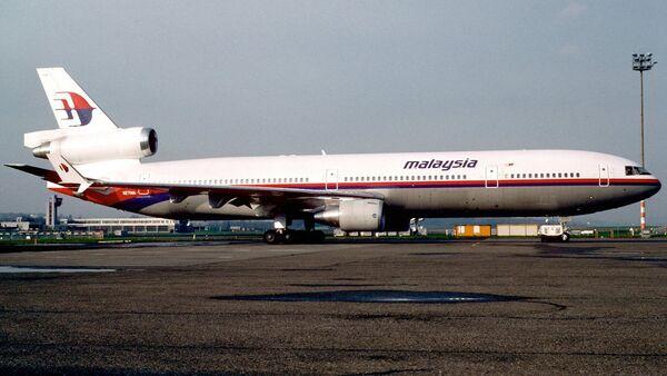 Самалёт авіякампаніі Malaysian Airlines - Sputnik Беларусь
