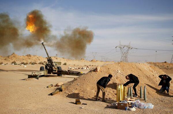 Ливия в огне - Sputnik Беларусь