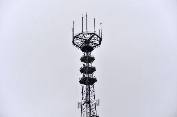 Мінская тэлевышка - Sputnik Беларусь