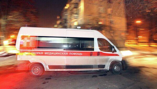 Машина скорой помощи - Sputnik Беларусь
