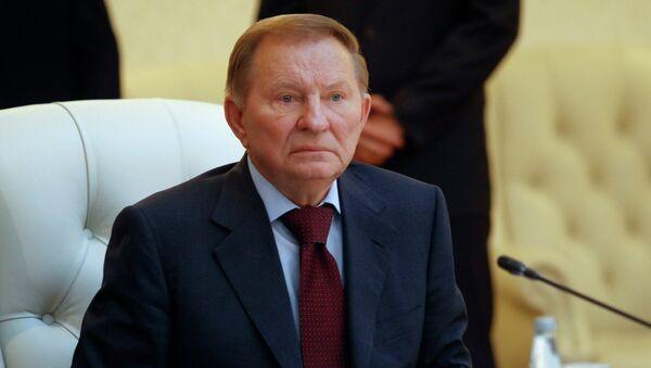 Экс-президенты Украины Леонид Кучма - Sputnik Беларусь