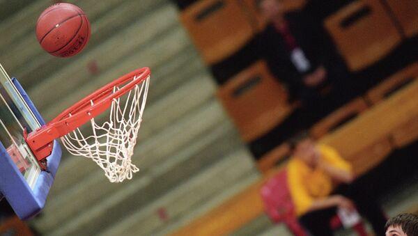Баскетбольны мяч - Sputnik Беларусь