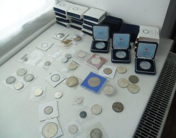 Изъятые монеты - Sputnik Беларусь