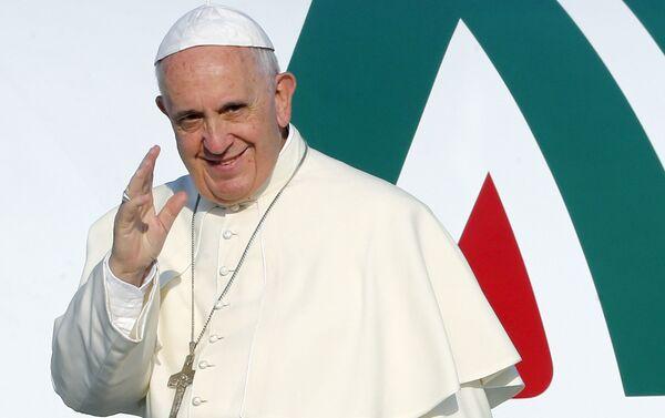 Папа Франциск - Sputnik Беларусь