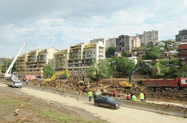 Тбилиси после наводнения - Sputnik Беларусь