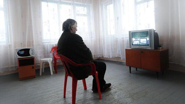 Пункт временного пребывания для беженцев с Украины - Sputnik Беларусь