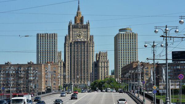 Здание Министерства иностранных дел РФ - Sputnik Беларусь