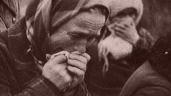 SPUTNIK_Памяць і смутак: свабода, аплачаная мільёнамі жыццяў. Кадры з архіва - Sputnik Беларусь