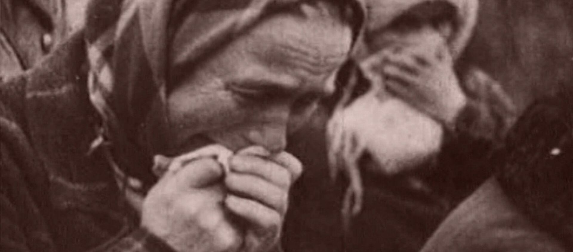 SPUTNIK_Памяць і смутак: свабода, аплачаная мільёнамі жыццяў. Кадры з архіва - Sputnik Беларусь, 1920, 22.06.2021