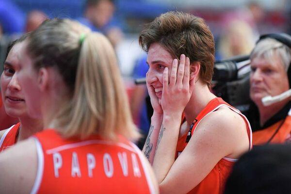 Белорусская баскетболистка Екатерина Снытина - Sputnik Беларусь