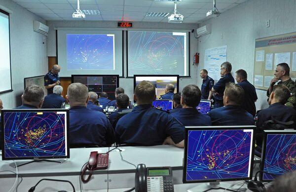 Совместная воздушно-огневая конференция ВВС И ПВО России и Беларуси на полигоне Телемба - Sputnik Беларусь