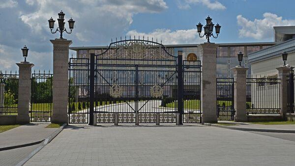 Дворец Независимости в Минске - Sputnik Беларусь