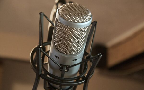 Микрофон - Sputnik Беларусь