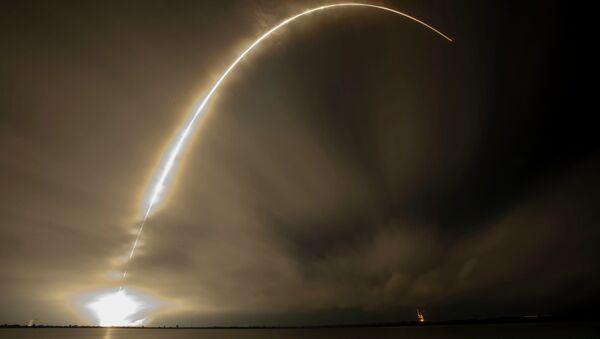 Запуск ракеты, архіўнае фота - Sputnik Беларусь