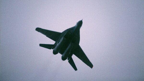 Самолет МиГ-29 - Sputnik Беларусь