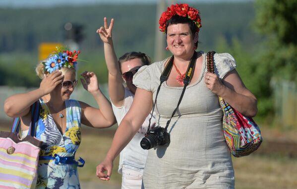 Главное - праздничное настроение - Sputnik Беларусь