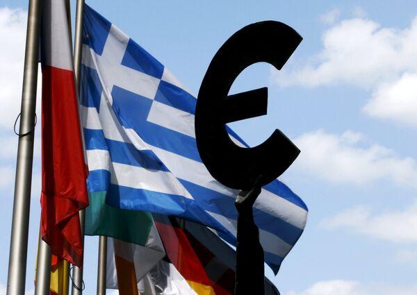 Флаг Греции - Sputnik Беларусь