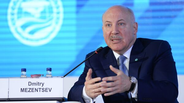 Генеральный секретарь ШОС Дмитрий Мезенцев - Sputnik Беларусь