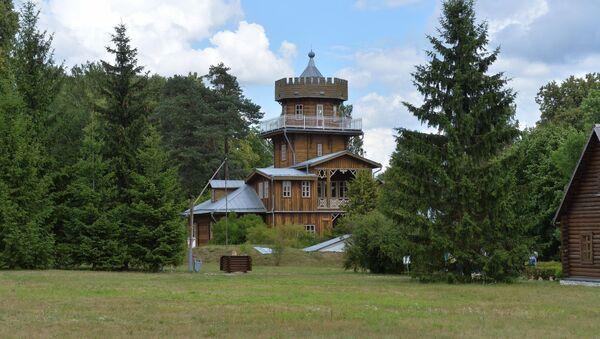 Музея-сядзіба Іллі Рэпіна Здраўнёва - Sputnik Беларусь