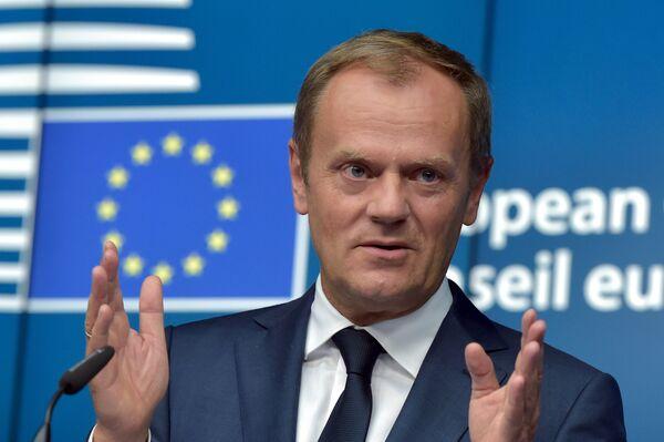 Председатель Евросовета Дональд Туск - Sputnik Беларусь