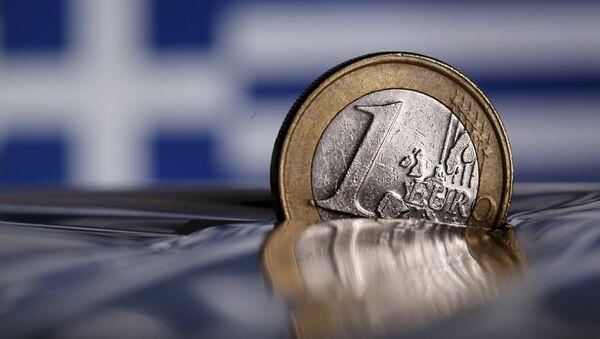 Один евро - Sputnik Беларусь