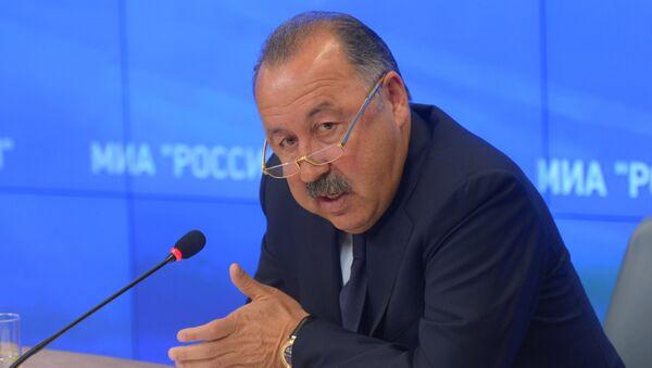 Валерий Газзаев - Sputnik Беларусь