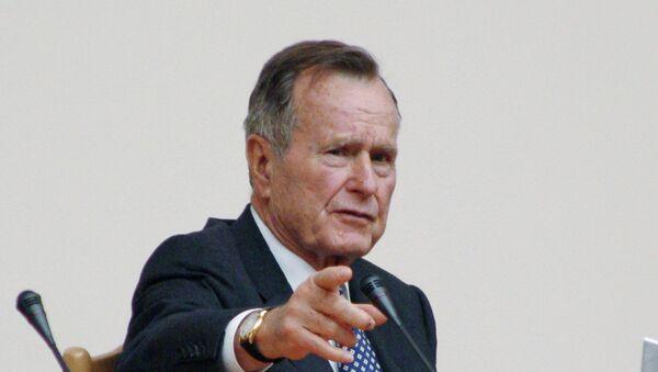 Джордж Буш (старший) - Sputnik Беларусь