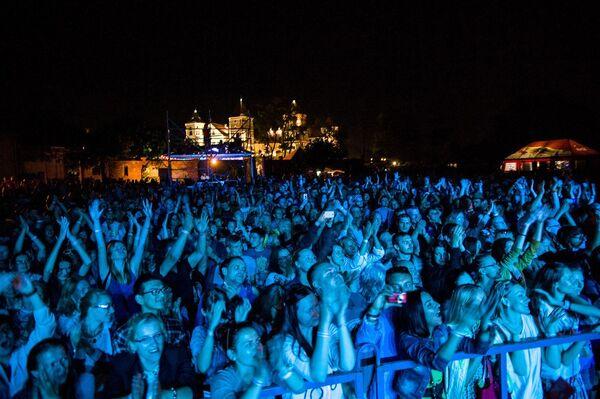 Фестываль Mirum Music Festival в 2014 годзе - Sputnik Беларусь