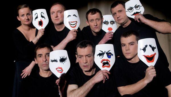 Актеры и маски - Sputnik Беларусь