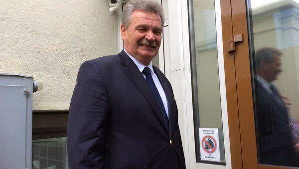 Мікалай Улаховіч - Sputnik Беларусь