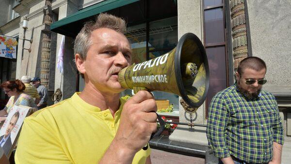 Анатолий Лебедько, архивное фото - Sputnik Беларусь
