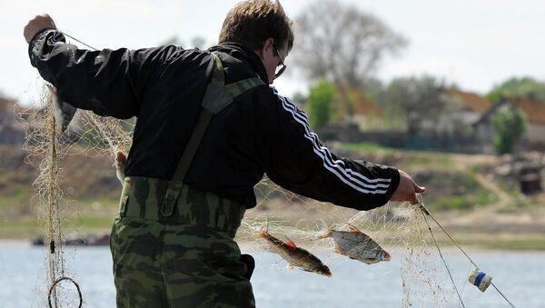 Рейд по борьбе с браконьерством - Sputnik Беларусь