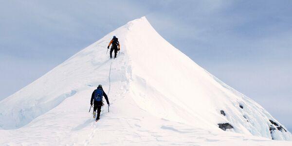 Альпинисты, архивное фото - Sputnik Беларусь