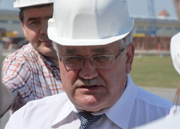 Заместитель министра энергетики Республики Беларусь Михаил Михадюк - Sputnik Беларусь
