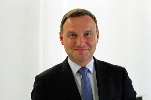 Президент Польши Анджей Дуда - Sputnik Беларусь