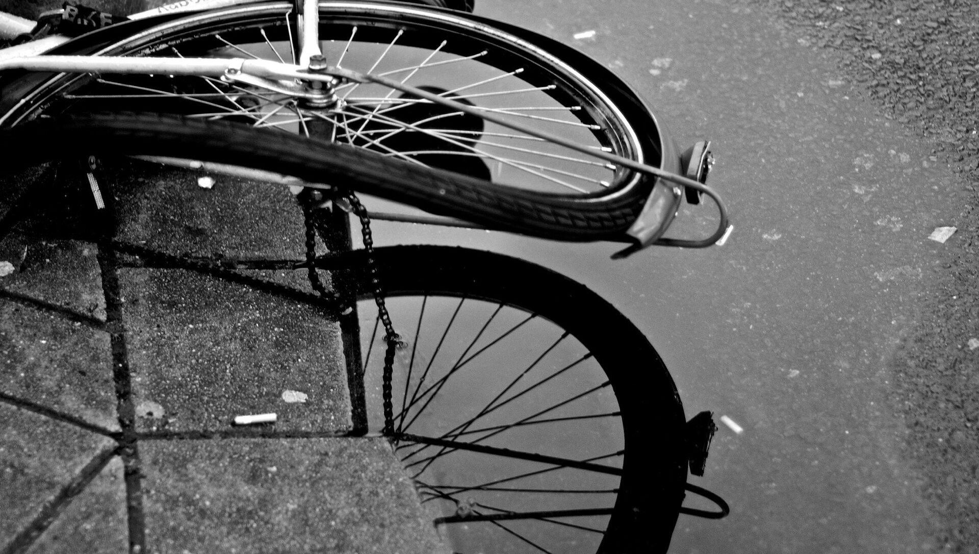 Разбитый велосипед - Sputnik Беларусь, 1920, 26.04.2021
