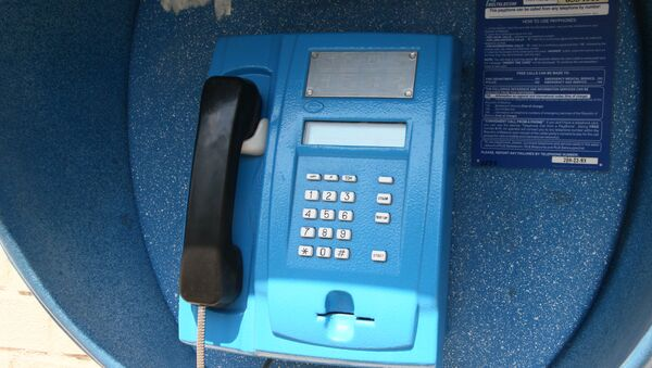 Телефон-автомат - Sputnik Беларусь