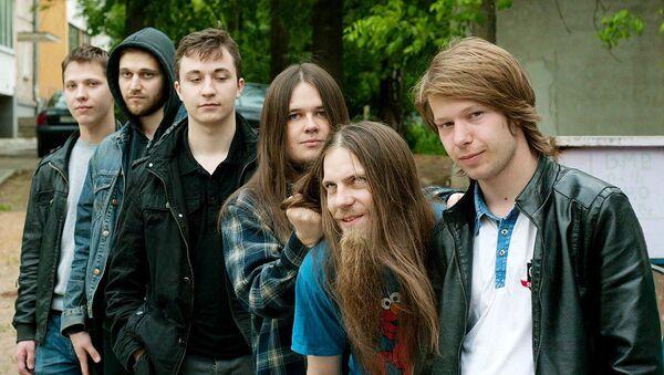 фольк-панк гурт Кашлаты вох - Sputnik Беларусь