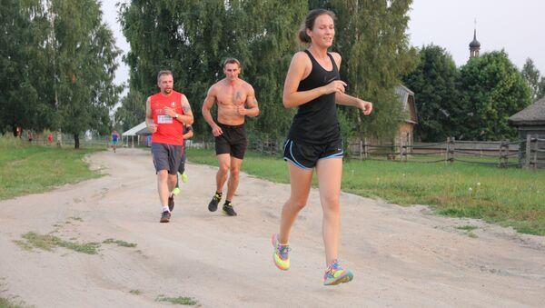 Во время пробежки - Sputnik Беларусь